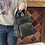 Thumbnail: New Style Real Split Suede- Leather Shoulder Bag / Travel Back Pack