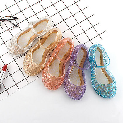 Princess Jelly Party Dance Shoes / Sandals