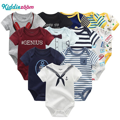 Newborn Baby Clothing Sets / 100%Cotton Summer Clothing at GOOGOOSTORE