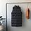 Thumbnail: Winter Long Sleeveless Vest Coats Women Stand Neck Slim Cotton Padded Jacket