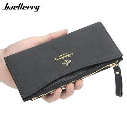 Baellerry - Luxury Designer Thin Zipper Purse
