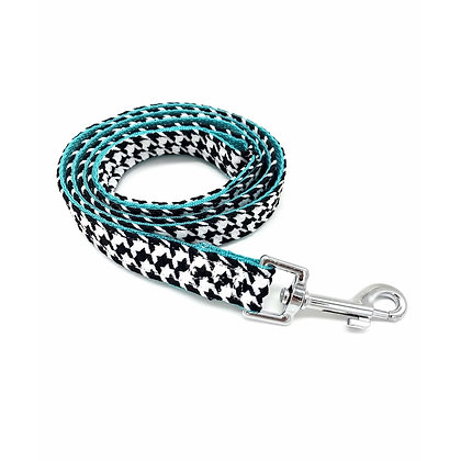 Kerberos Pied De Poule Dog Leash