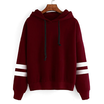 Casual Long Sleeve Hooded Top / Tracksuits Sportswear