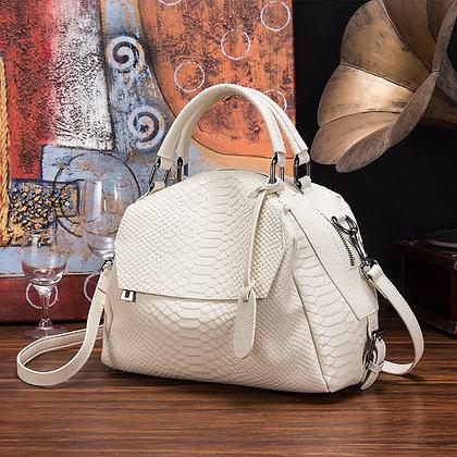 Genuine Leather Handbags Luxury Shoulder Designer Crossbody Soft Tote