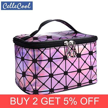 CelleCool Multifunction Travel Cosmetic Bag / Toiletries Organizer Waterproof