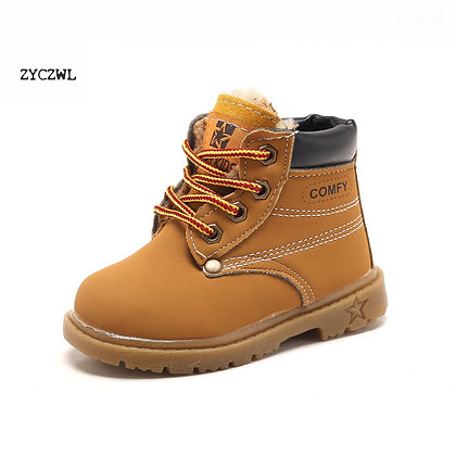 Children Ankle Boots / Lace-Up Boots