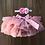 Thumbnail: Infant Newborn 2pcs Short Skirts+Headband
