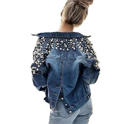 Long Sleeve Jeans /  Breasted Denim Jackets