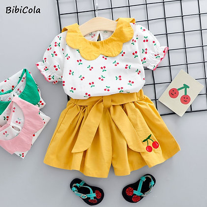 Baby Girls Party Clothing Set at Googoostore