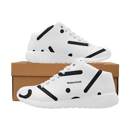Classic White Wakerlook Men's Shoes