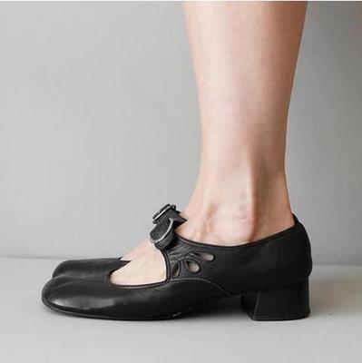Medieval Leather Victorian Renaissance Shoes