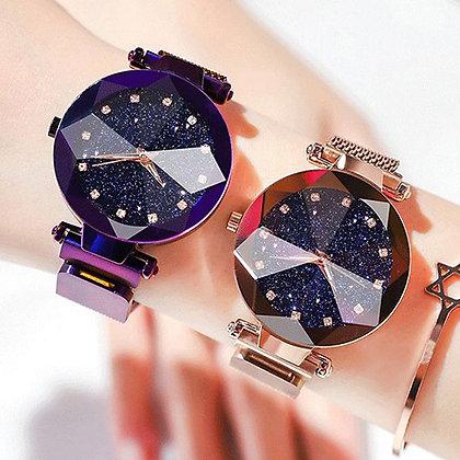 Magnetic Starry Sky Luxury watch
