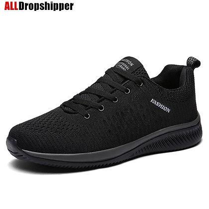New Mesh Men Casual Shoe Lac-Up Women Men Shoes Lightweight & Comfortable
