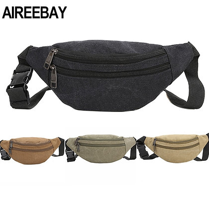 AIREEBAY - Casual Functional Money or Phone Pouch Belt Bag