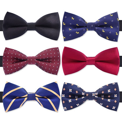 Tuxedo Bow Ties