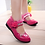 Thumbnail: Elegant Princess PU Leather Sandals