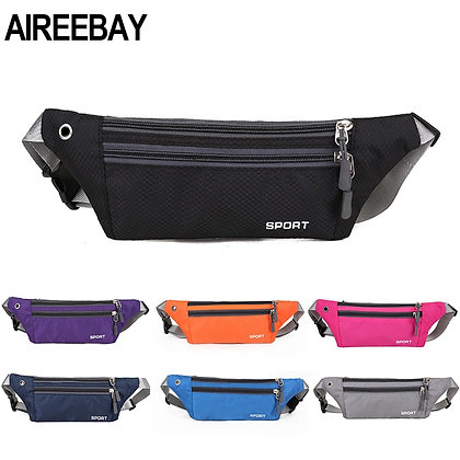 AIREEBAY - Colourful Multifunctional Waterproof Phone Belt Bag