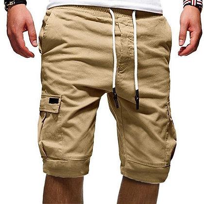 Casual Drawstring Short Pants High Quality Shorts at GOOGOOSTORE