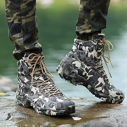 Waterproof Outdoor Hiking Shoes @ GOOGOOSTORE