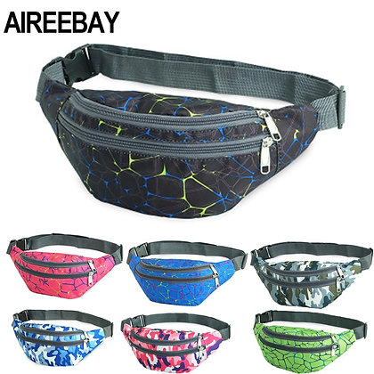 AIREEBAY - Waist Bags / Waterproof Crossbody Bags