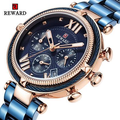 REWARD - Luxury Fashion  Casual Quartz watch