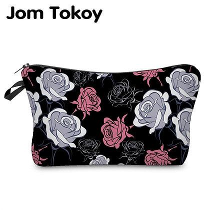 Jom Tokoy New Fashion Makeup Bag Heat Transfer