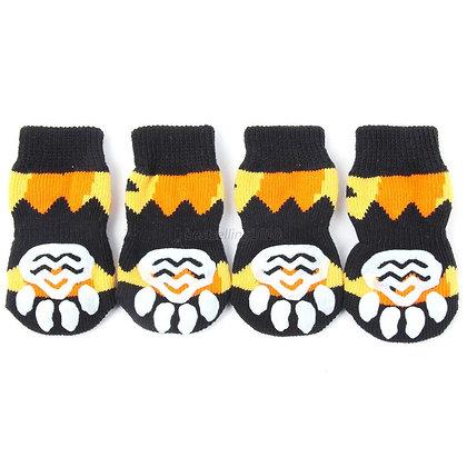 Non-Slip Socks /S M L XL Multi-Colors -Puppy Shoes
