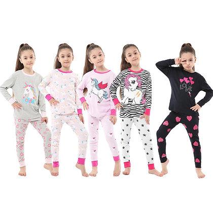 Pyjamas for Kids Homewear for 1-8 Year