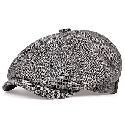 Casual Thin Retro Beret Hat at Googoostore