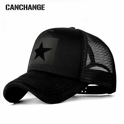 CANCHANGE Fashion Brand Breathable Mesh Baseball Cap
