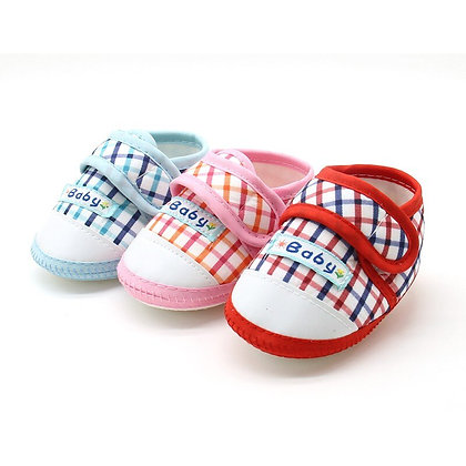 First Walkers /Toddler Soft Sole Cotton Shoes