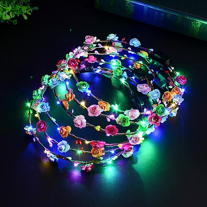 LED Light Birthday Party Headband / Hair Accessories