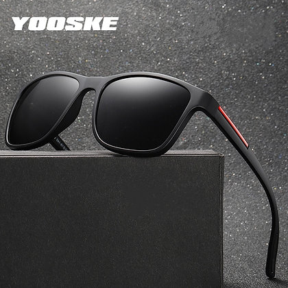 YOOSKE - Polarized Driving Mens Outdoor Leisure Sunglasses / UV Protected