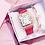 Thumbnail: Starry Square Dial Bracelet & Watch Set