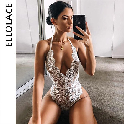 Ellolace - Lace Bodysuits at Googoostore