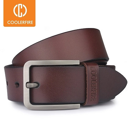 Genuine Leather High Quality Wide Belts