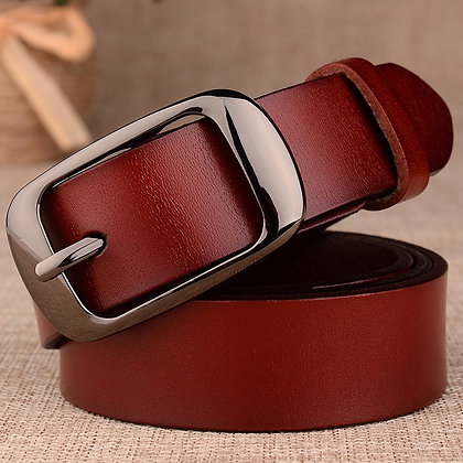 Buckle Strap Leather Belts at Googoostore