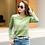 Thumbnail: BOBOKATEER Plus Size / Blusas Mujer De Moda / Chemise  Embroidery Blouse
