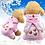 Thumbnail: Pawstrip XS-2XL Soft Fleece Dog Jumpsuit Winter Dog Clothes Small Puppy Coat