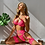 Thumbnail: Ellolace Lingerie Transparent Bra Set Mesh Lace Sexy Lingerie