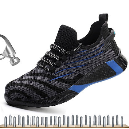 Steel Toe Cap Lightweight Safety Shoes