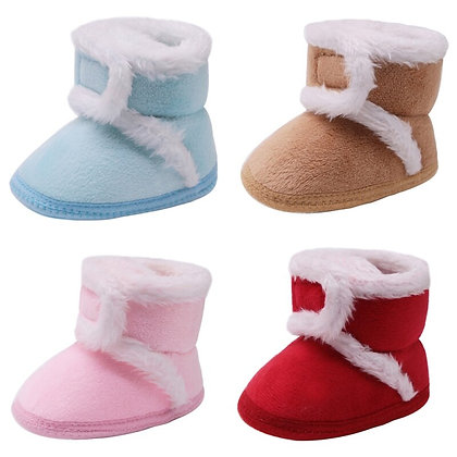 Winter Warm Cotton Boots / Toddler Shoes