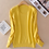 Thumbnail: Cashmere Knitted Pullover / Plus Size O-Neck Jumper