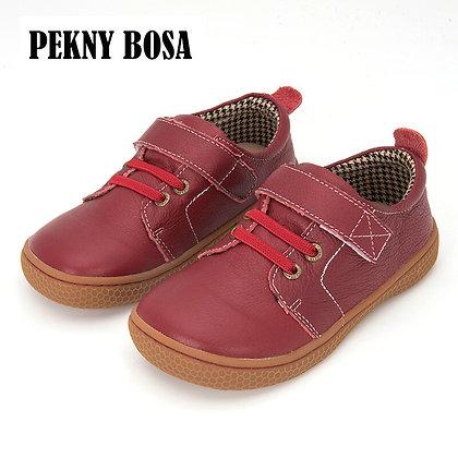 PEKNY BOSA Brand Kids Leather Shoes /Unisex Orthotic Shoes