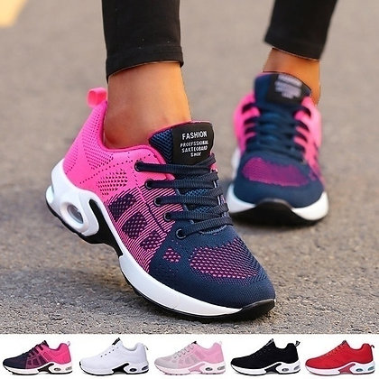 Breathable Casual Outdoor Light Weight Sports Shoes / Sneakers