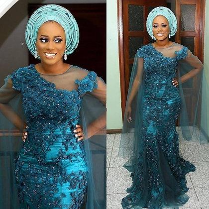 Formal Elegant Evening Dress / Plus Sizes