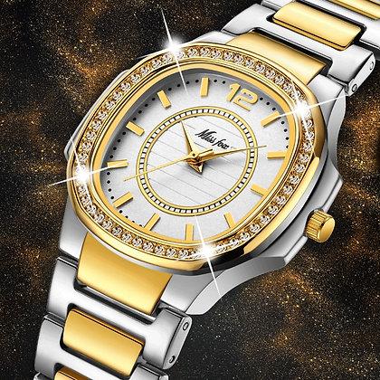 Geneva - Designer Ladies Luxary watch