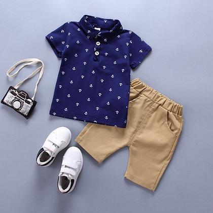 Toddler Baby Boy Top+Pant Clothing Set at GOOGOOSTORE