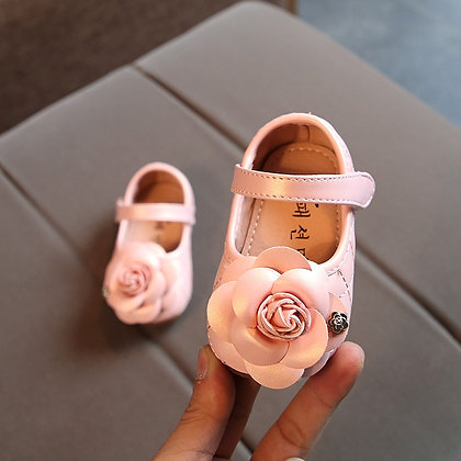 Leather Baby Shoes  0-1-2 Year Soft Bottom Toddler Shoes
