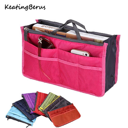 Hot Sale Women Make Up Bag Portable Travel Organizer Cosmetic Bag